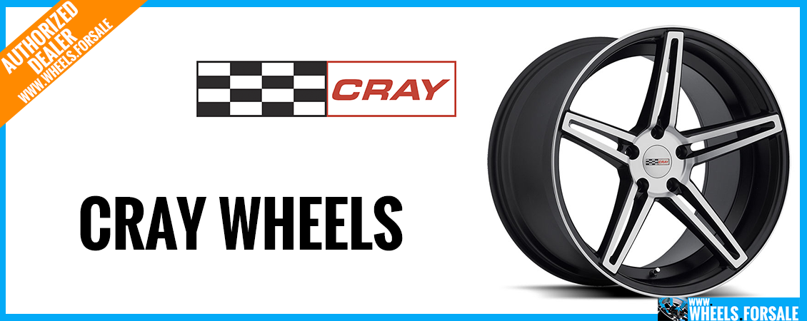 Cray Corvette Wheels