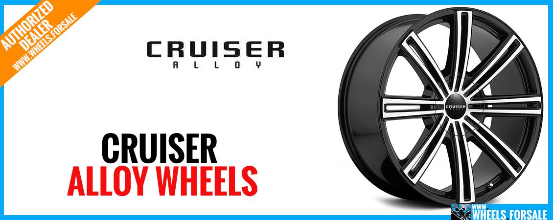 Cruiser Alloy Wheels