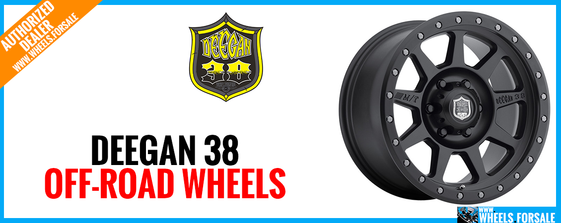 Deegan 38 Offroad Wheels