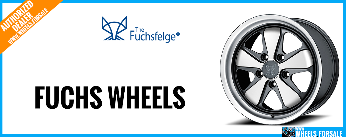 Fuchs Porsche Wheels