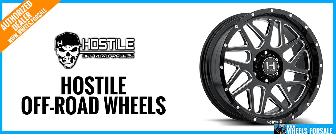 hostile wheels for sale