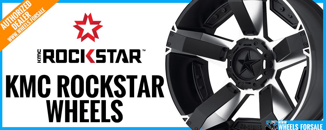 kmc rockstar wheels for sale
